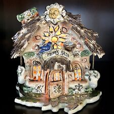"Heather Goldminc "" Mom'S Nest "" T-Lite Big Sky Clayworks"