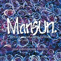 MANSUN - ATTACK OF THE GREY LANTERN   CD NEU