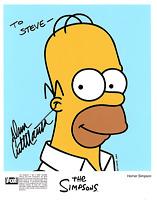 DAN CASTELLANETA Hand Signed Photo 8 x 10 Color Authentic Autograph To Steve
