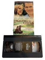 Digging to China (1997) - VHS Movie - Drama - Evan Rachel Wood - Kevin Bacon