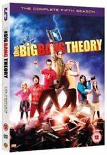 Big Bang Theory Season 5 5051892075114 DVD Region 2