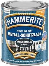 Hammerite Metall-Schutzlack Hammerschlag Rostschutz Farbwahl  250ml 0,7L  2,5L