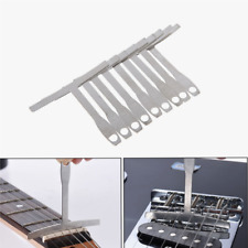 Protector Guards Double Sided Gauge Ruler Luthier Tool Kit Repair for Instrument