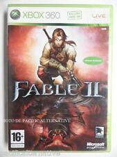 jeu FABLE II 2 sur xbox 360 microsoft game francais rpg aventure spiel juego