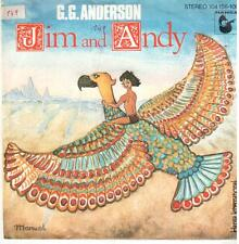"<346> 7"" Single: G.G. Anderson - Jim and Andy / Love Me Or Leave Me"