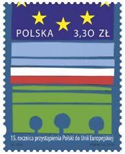 Poland / Polen 2019 - Fi 4961** Poland's accession to the European Union
