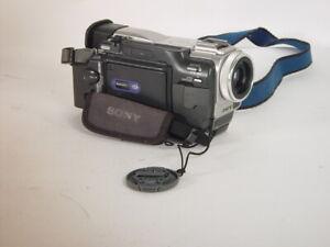 Sony dcr trv-11 camcorder