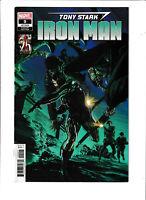 Tony Stark: Iron Man #9 NM- 9.2 Alex Ross Variant Marvel Comics