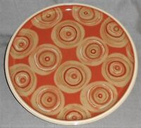 Denby FIRE CHILLI PATTERN Chop Plate/Round Platter MADE IN ENGLAND