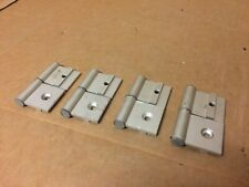 Set Of 4 Item Right Hand Door Hinges For Profile 8 Aluminum Extrusion 8020