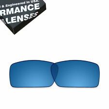 T.A.N Clear Blue Polarized Replacement Lenses for-Oakley Gascan 03-473