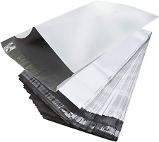 New listing Poly Mailers 10x13 100 Pack - 2.5Mil White Shipping Envelopes Bags For Clothing