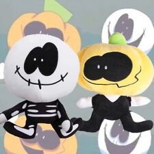 Spooky Month Skid and Pump Friday Night Funkin Plush Toy Soft Stuffed Doll Gifts