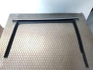 2017 SEAT ALHAMBRA MK2 PASSENGER SIDE REAR DOOR WINDOW TRIM COVER SEAL CHROME
