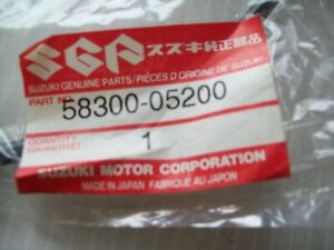 SUZUKI SP125 - DR125 CABLE THROTTLE - Ref No 58300-05200 - Free Uk Post