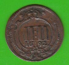 Münster Domkapitel 4 Pfennig 1692 sehr schön nswleipzig