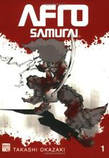 Afro Samurai Vol 1 By Takashi Okazaki (2008) Brand New Trade Paperback Book