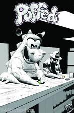 Image Comics PUFFED #2 of 3  John Cassaday Cover JOHN LAYMAN
