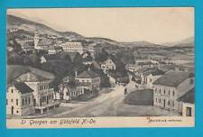 ▶ 658 ▶ AK St. Georgen am Ybbsfeld um 1915