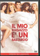 IL MIO RAGAZZO E' UN BASTARDO - DVD (USATO EX RENTAL)
