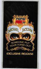 "Sealed! MICHAEL JACKSON Someone Put Your H PEPSI JAPAN PROMO-ONLY 3""  TDDD90052"