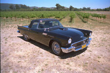 521085 1957 Ford Thunderbird A4 Photo Print