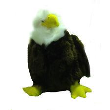 Peluches aigle aiglon américain animal mignons boursiers de jeu environ 20 cm