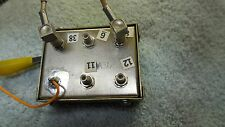 10Mhz Time Base Distribution Amplifier 1 in 4 Out *Works*