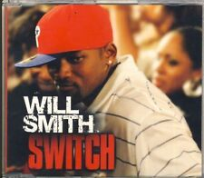 WILL SMITH - switch  3 trk MAXI CD & VIDEO