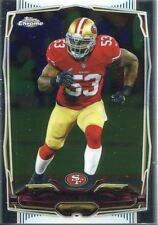 TOPPS Chrome Calcio 2014 veterano CARD # 20 navorro Bowman-San Francisco 49ers