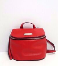 Marc by Marc Jacobs Canteen Leather Crossbody Satchel (Cambridge Red)
