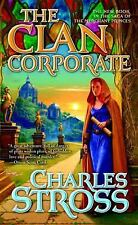 The Clan Corporate - The Merchant Princes #3 by Charles Stross PB new