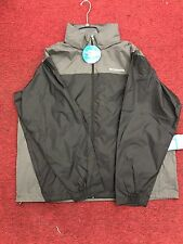Columbia Glennaker Lake Rain Jacket Mens Black XXL