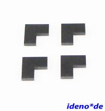LEGO STAR WARS Básico 4 unid.baldosa ángulo 2 x 2 schwarz 14719 NEG 6133722