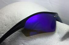 NEW Rudy Project REVENGE Sunglasses BLACK Frame & PURPLE Mirror Lenses Ref:883