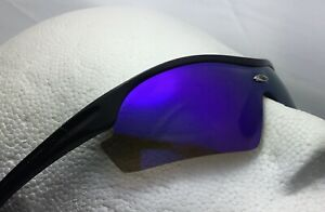 NEW Rudy Project REVENGE Sunglasses BLACK Frame & PURPLE Mirror Lenses Ref:883
