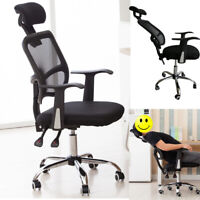 Ergonomic Mesh High Back Office Chair Computer Desk Task Executive w/Headrest ky