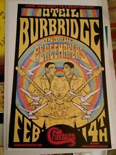 Oteil Burbridge Peacemakers Feb 14, 2003 Chelsea's Baton Rouge La concert poster