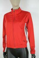 PUMA Tuta Felpa Maglione Maglioncino Pullover Jumper Sweater Tg 40 Woman Donna C