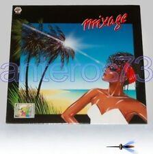 MIXAGE LP SIGILLATO ITALO DISCO - STEFANO PULGA SAVAGE NOVECENTO LA BIONDA