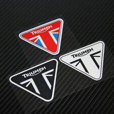 For Triumph helmet Decal Sticker Hot sell Size 6cm 9cm 12cm Waterproof