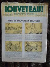 Magazine LOUVETEAU n° 3 - 1935 - Imprimerie de sourds-muets PARIS
