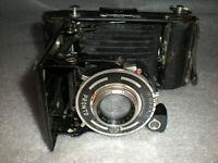Vintage Balda AGC PRONTO Gouthier Shutter Folding Camera ASIS UNTESTED