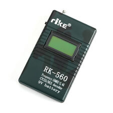 RK560 Handheld Frequency Counter Radio Testing Frequency Meter Counter