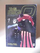 THE BIG O #1 di 6 - Zero 38 2002 Hajime Yadate Manga [G953]