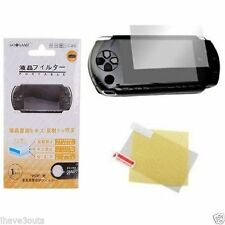 PSP-1000 Video Game Screen Protectors