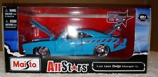 MAISTO  ALL STARS 1969 DODGE CHARGER R/T 1/24 DIECAST NEW