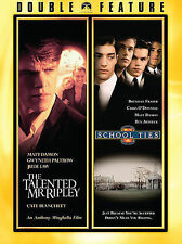 The Talented Mr. Ripley / School Ties Double Feature