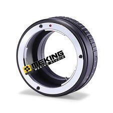 Shift Lens Adapter Ring for Olympus OM Mount Lens to Sony NEX-7 NEX-6 NEX-5 New