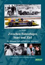 Zwischen Fahrerlager Start und Ziel Motorsport Motorrennsport Sachsenring Buch